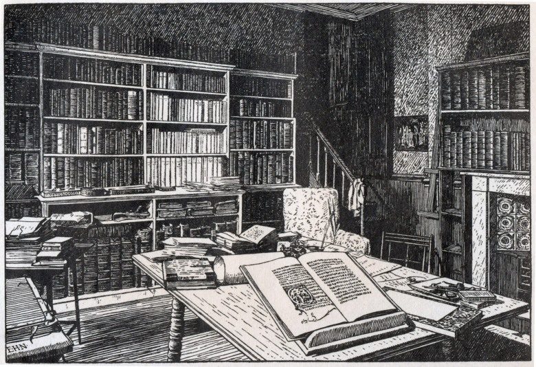 The Library of WIlliam Morris