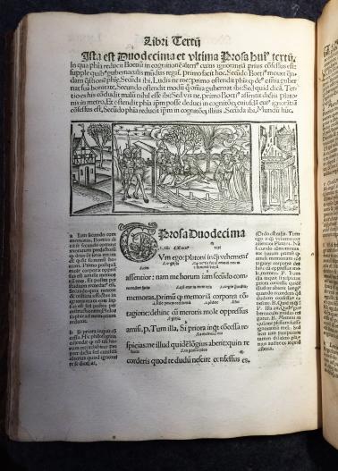 Boethius--Bridwell